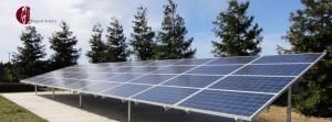 personal solar farm in Modesto, CA